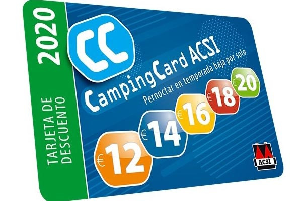 Image about the offer in camping area